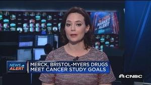 两大医药公司发成果 抗肺癌药物测试超预期