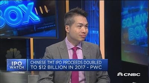 普华永道:去香港上市将成为中国科技公司趋势