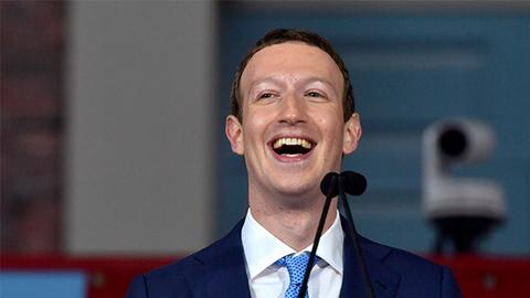 为保护扎克伯格安全 脸书一年支出近900万美元