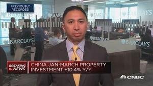 巴克莱:中国今年或将实现GDP增长6.5%目标