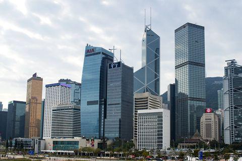 跨国金融机构搬离香港中环  谁会接?