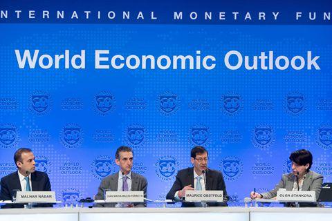 IMF肯定中国金融监管成效 提示全球三大风险