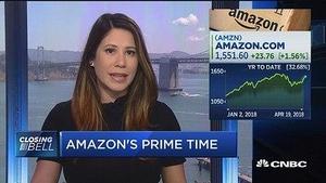 亚马逊付费计划会员过亿 但仍不及奈飞