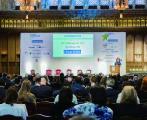 财新网作为战略合作媒体参与2018气候债券倡议组织年会