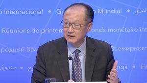 世行行长金墉答财新记者问:世行增资协议中并无减少对中国贷款的条款