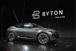 Electric Car Startup Byton in Talks to Raise Over $400 Million