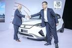 江淮大众推首款车型 新品牌由大众西雅特打造