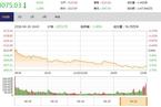 今日收盘:家电股全天领跌 沪指再失3100点跌幅1.38%