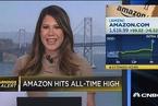亚马逊一季度业绩远超预期 股价盘后涨7%