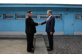 第三次朝韩首脑峰会一周年