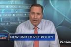 美联航推宠物运输新政:托运仅限猫狗