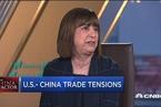 美前贸易官员:中国在中美贸易磋商中占上风