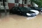 极端天气:华南暴雨袭城 新疆5月飘雪