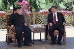 习近平金正恩在大连会晤 支持朝方战略重心转向经济建设