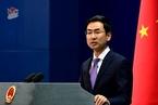 外交部:中朝领导人会晤为朝方提出 有助半岛长治久安
