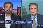 讨论:美国加州新房太阳能强制令是否合理?