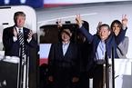 三获释美国人受特朗普亲迎 透露在朝鲜劳改经验