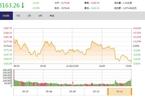 今日收盘:医药、科技类股领跌 创业板指跳水跌1.64%