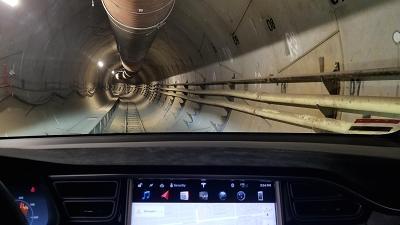 马斯克Boring隧道几近完工 将向公众开放测试
