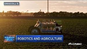机器人如何改变美国农业?