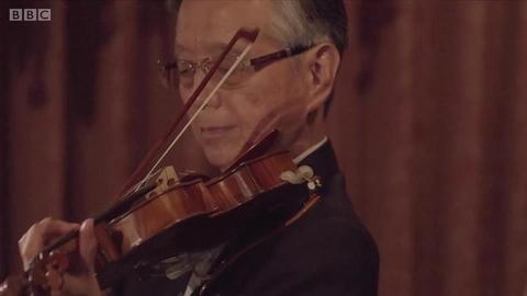 """""""铃木教学法""""让3岁小孩学会小提琴"""