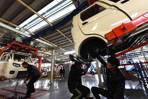 4月工业增速回升至7%  超预期回升