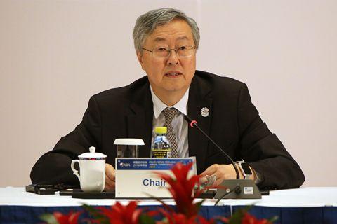 周小川:全球化进入新平台 贸易理论受挑战