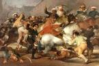 那些扑向马穆鲁克骑兵的草民们