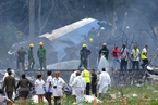古巴坠机已致上百人遇难 查无中国乘客