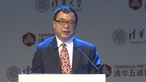 【一语道破】陈文辉:中国金融行业已具备扩大对外开放的有利条件