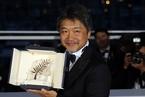 第71届戛纳电影节闭幕 是枝裕和《小偷家族》夺金棕榈