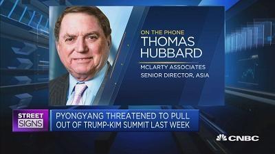 """美前驻韩大使:中国将对""""特金会""""施加积极影响"""