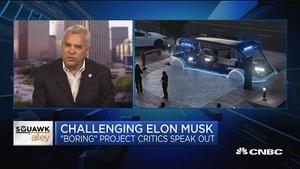 卡尔弗城市长:对马斯克的地下隧道计划知之甚少