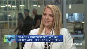 SpaceX董事长:公司估值达280亿美元