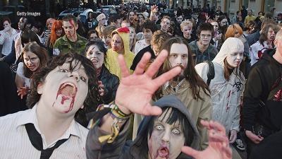 美佛州一城市停电误发僵尸警报 近8000人受惊吓