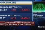 分析人士:特朗普向输美汽车加税的理由说不通