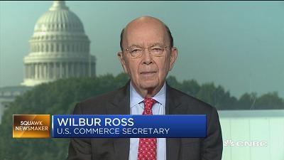罗斯:或在中兴安排美国合规官员以替代制裁