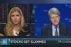 诺奖得主席勒:投资者应该分散投资 欧股定价低于美股