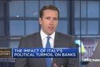 为何美国的银行股受意大利局势牵连下跌?