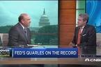 美联储副主席:银行监管制度将更高效