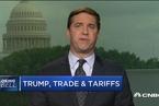 分析人士:特朗普关税施压欧盟旨在向中国释放信号