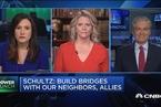 讨论:舒尔茨参选美国总统的可能性大吗