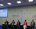 财新深度参与第十九届圣彼得堡国际经济论坛