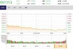 今日收盘:小米、富士康概念逆势走强 沪指跳水下跌1.36%