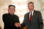 李显龙会晤金正恩 成第三位与其见面的国际领导人