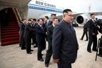外交部:中国民航为金正恩一行提供服务是应朝方要求