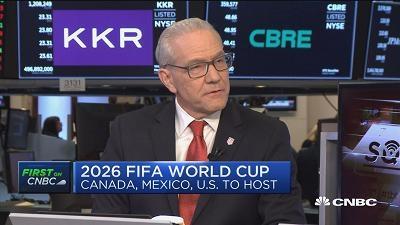 美足球协会CEO:将努力为2026年世界杯培养人才