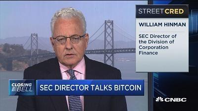 SEC主管详解比特币为何不属于证券