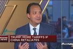 分析人士:潜在贸易战对美股影响有限
