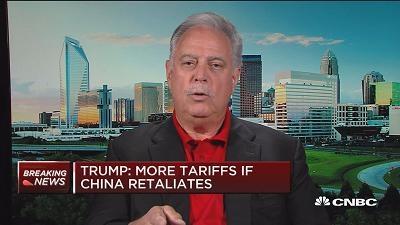 特朗普前竞选顾问:对中国商品征税十分有利美国
